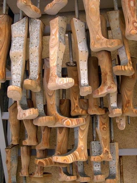 Leg-forms