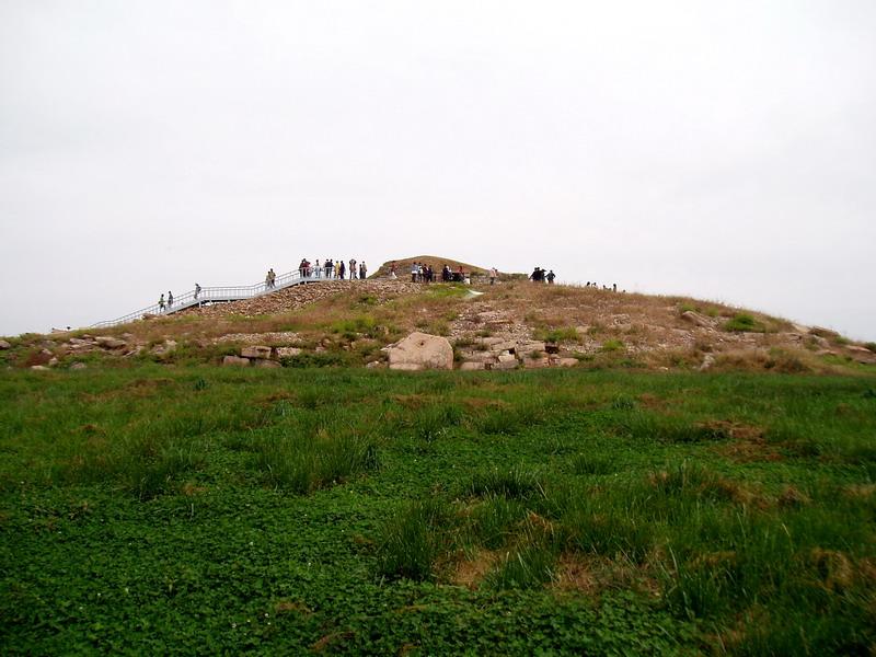Gwanggaeto-wang's tomb