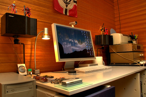 My Desk (HDR) - 無料写真検索fotoq