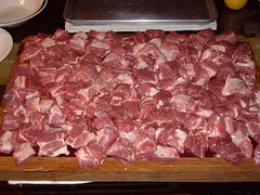 charcuterie, red meat, sirloin steak, horse meat, back bacon, kobe beef, food, cuisine, venison, cooking, lamb and mutton,
