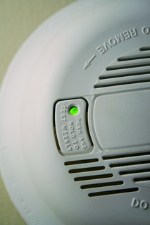 smoke detector disposal