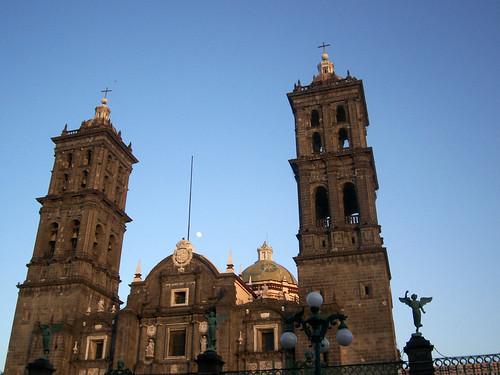 Torre Catedral de Puebla