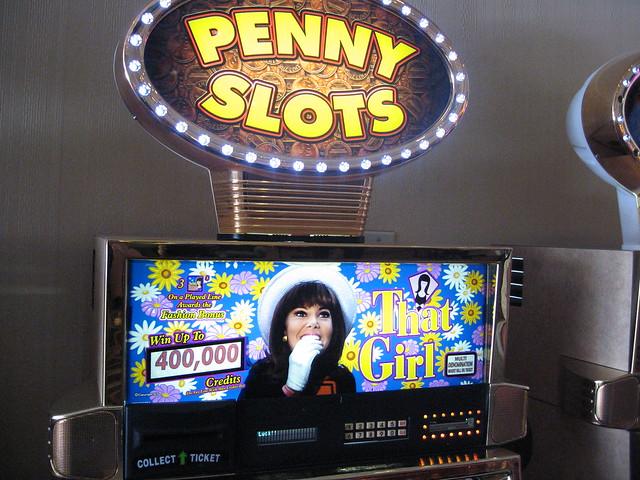 Girl Slot Machine