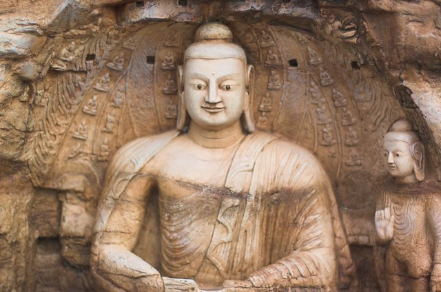 Miniature Great Buddha