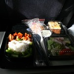 In Flight Lunch