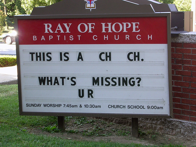 Church Messages #2
