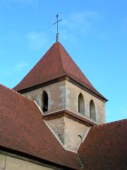 clocher église (CHAPEAU,FR03)
