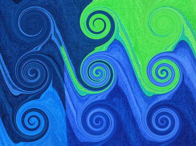 BluegreenOpusSpirals