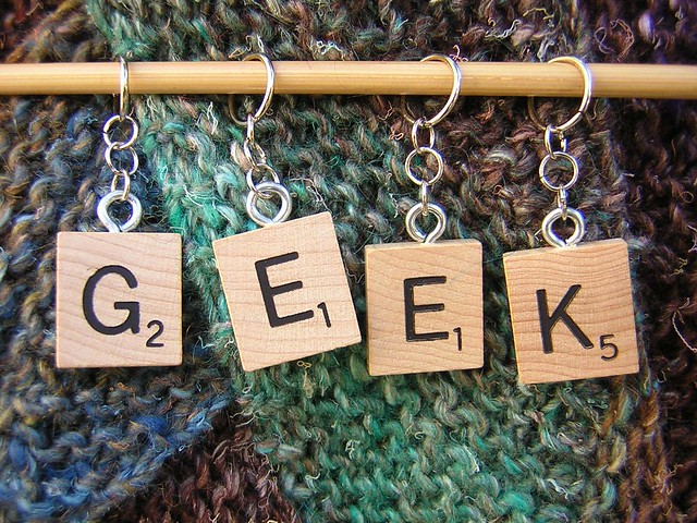 Geek by splityarn, on Flickr