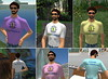 Invictus's Clipmarks Shirt in Second Life