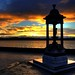 Dundee Morning Glow by the River by Magdalen Green Photography