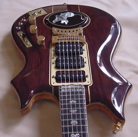 cool guitar shapes. Black Bedroom Furniture Sets. Home Design Ideas
