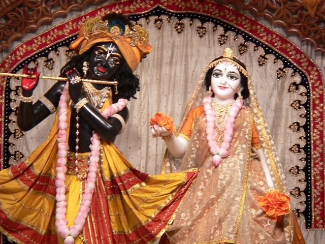An Eternal Love Story (Radha Krishna)