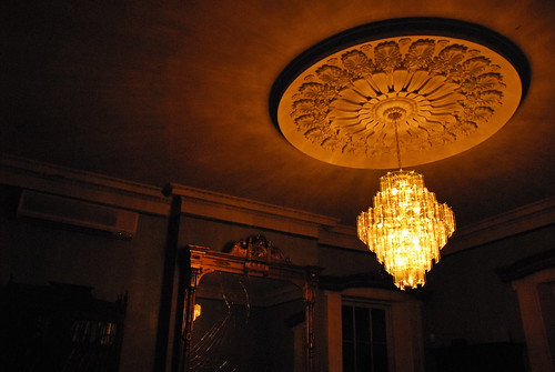 Haunted chandelier.jpg by OrigamiKid