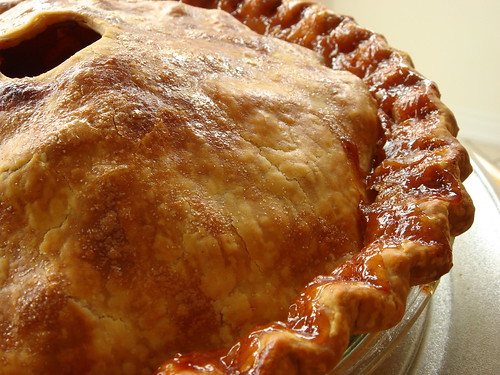 Old Fashion Double Crust Apple Pie