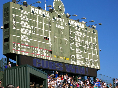 Nice Chicago Cubs photos