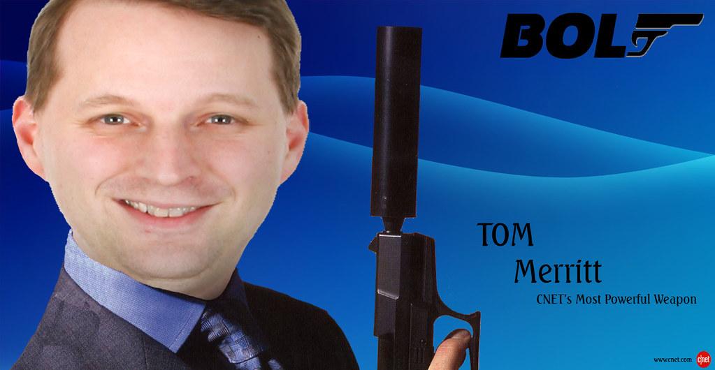 Tom Merrit as Ian Fleming's James Bond
