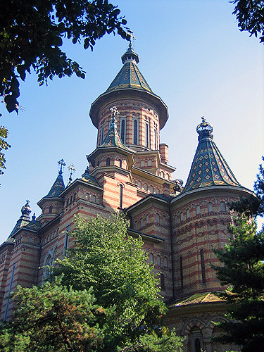 Timisoara - Orthodox Cathedral