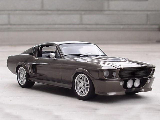 Mustang Eleanor 1969