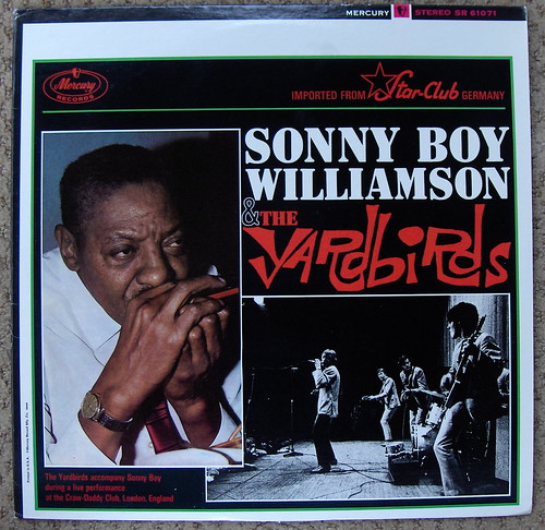 Sonny Boy Williamson / And The Yardbirds