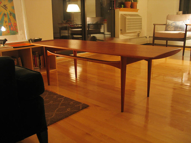 Kindt-Larsen coffee table
