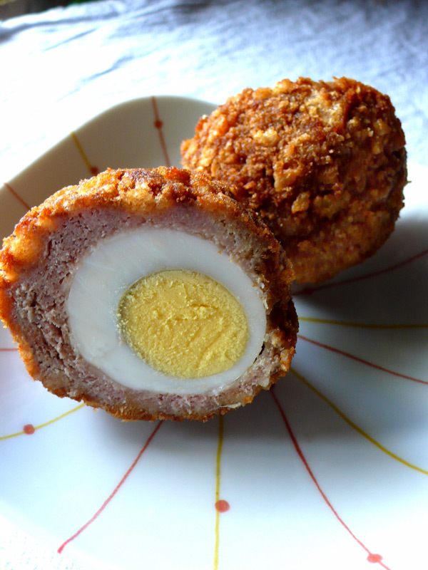 scotch egg | Flickr - Photo Sharing!