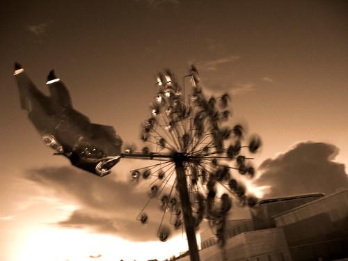 sunset public sepia night canon dark israel jerusalem weathervane pinwheel weathercock a620 title1 titleit abuyotam