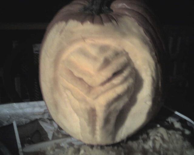 Header of carve out