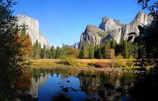 El Capitain - Yosemite National Park