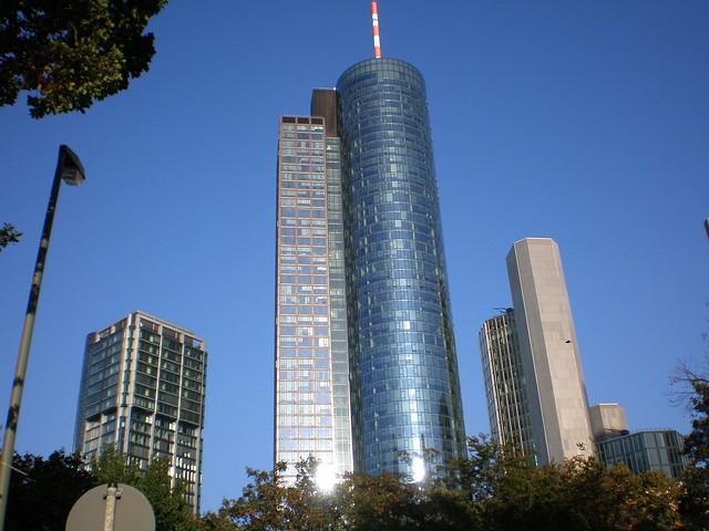 Mein Tower Frankfurt
