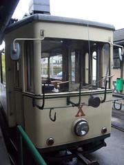 Pöstlingbergbahn tram No.X
