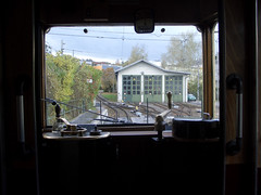 Pöstlingbergbahn depot