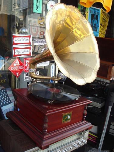 North Beach Record Shop