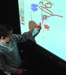 Interactive whiteboard.JPG
