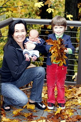 neeta and her grandsons    MG 5000