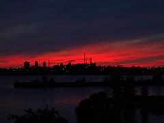 Sunset Over Invista