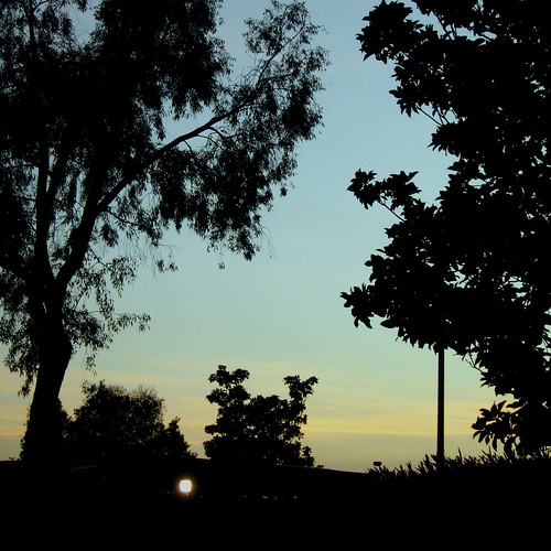Sacramento Setting Sun