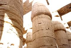 Columns Karnak Luxor