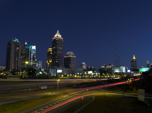 Atlanta Skyline from Flickr via Wylio