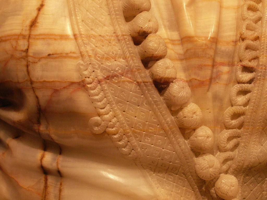 marble drapery