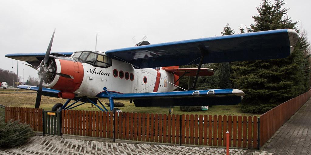 7449 - Antonov An-2T - Polish Air Force