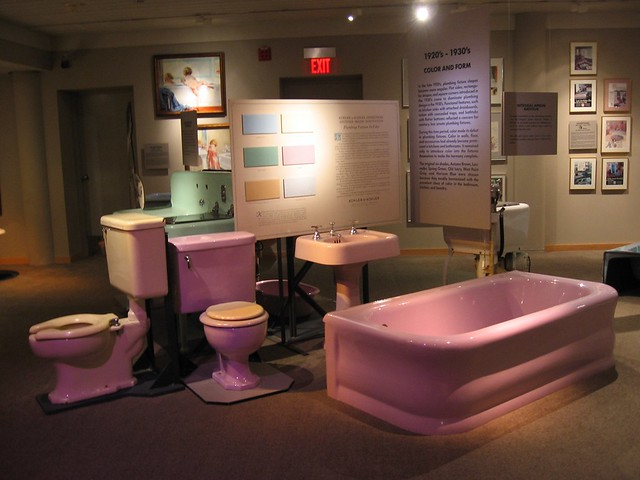 1920s And 1930s Bathrooms A Gallery On Flickr