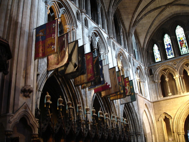 St. Patrick's Cathedral, Dublin, Ireland - Flickr CC lyng883