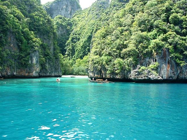 Maya-Beach, Southern Thailand