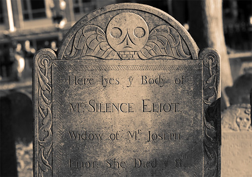 Mrs Silence Eliot