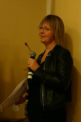 Ruth Ørnholt, fylkesbiblioteksjef i Hordaland