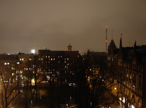 Helsinki 4:26 pm in December