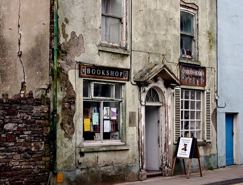 Laugharne Bookshop