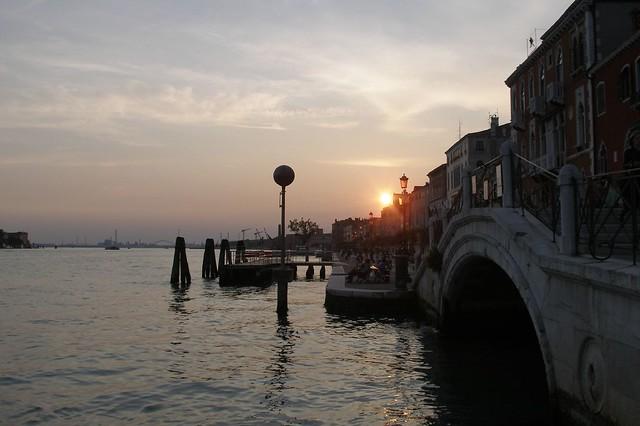 Sunset in Venice (2006-05-551)