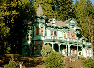 Eugene Shelton McMurphey house by Don Hankins via Flickr